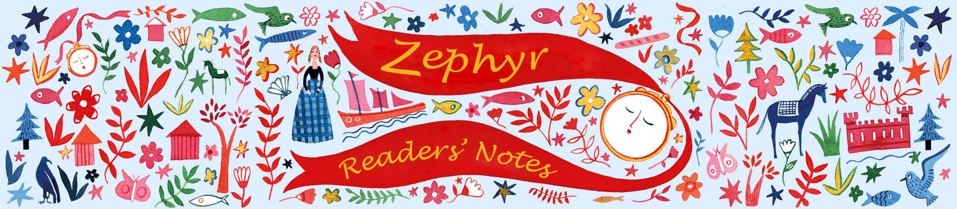 Zephyr Readers' Notes