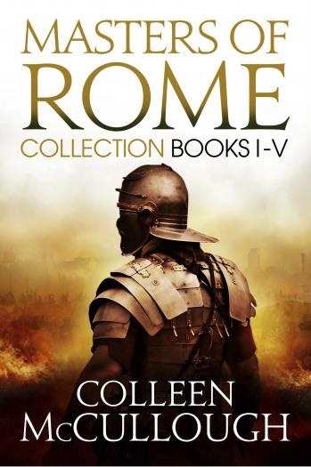 Masters of Rome Collection Books I - V