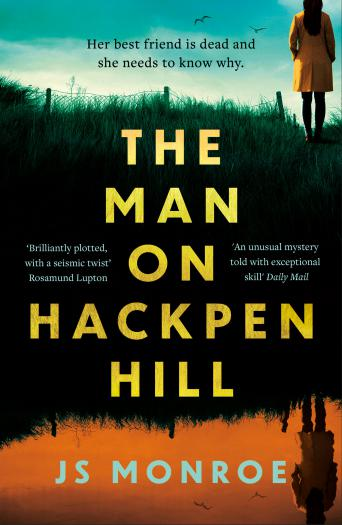 The Man on Hackpen Hill