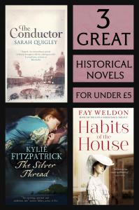 3 Great Historical Novels