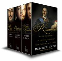 The Romanovs - Box Set