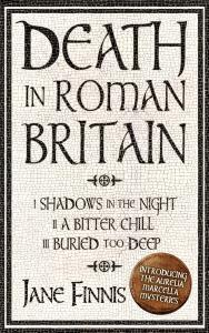 Death in Roman Britain - Box Set