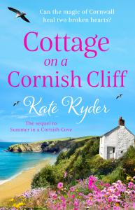 Cottage on a Cornish Cliff