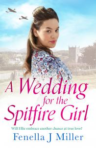 A Wedding for the Spitfire Girl